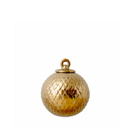 Rhombe Decor Bauble, Gold