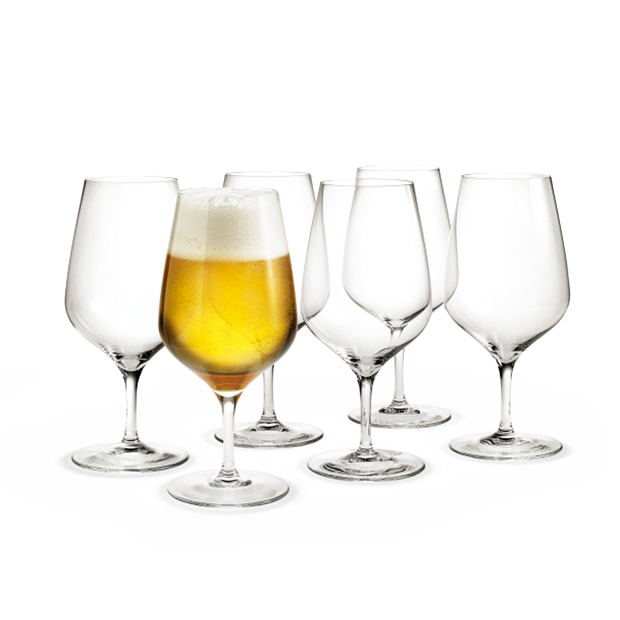 Cabernet Beer Glass, 6 Pcs.