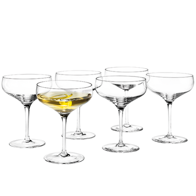Holmegaard-Cabernet-Cocktail-Glass-6Pcs.