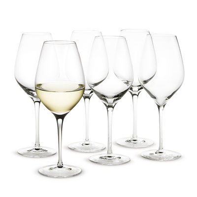Holmegaard-Cabernet-White-Wine-Glass-6Pcs.