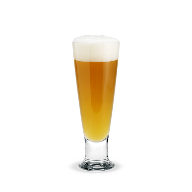 Humle Pilsner/Wheat Glass