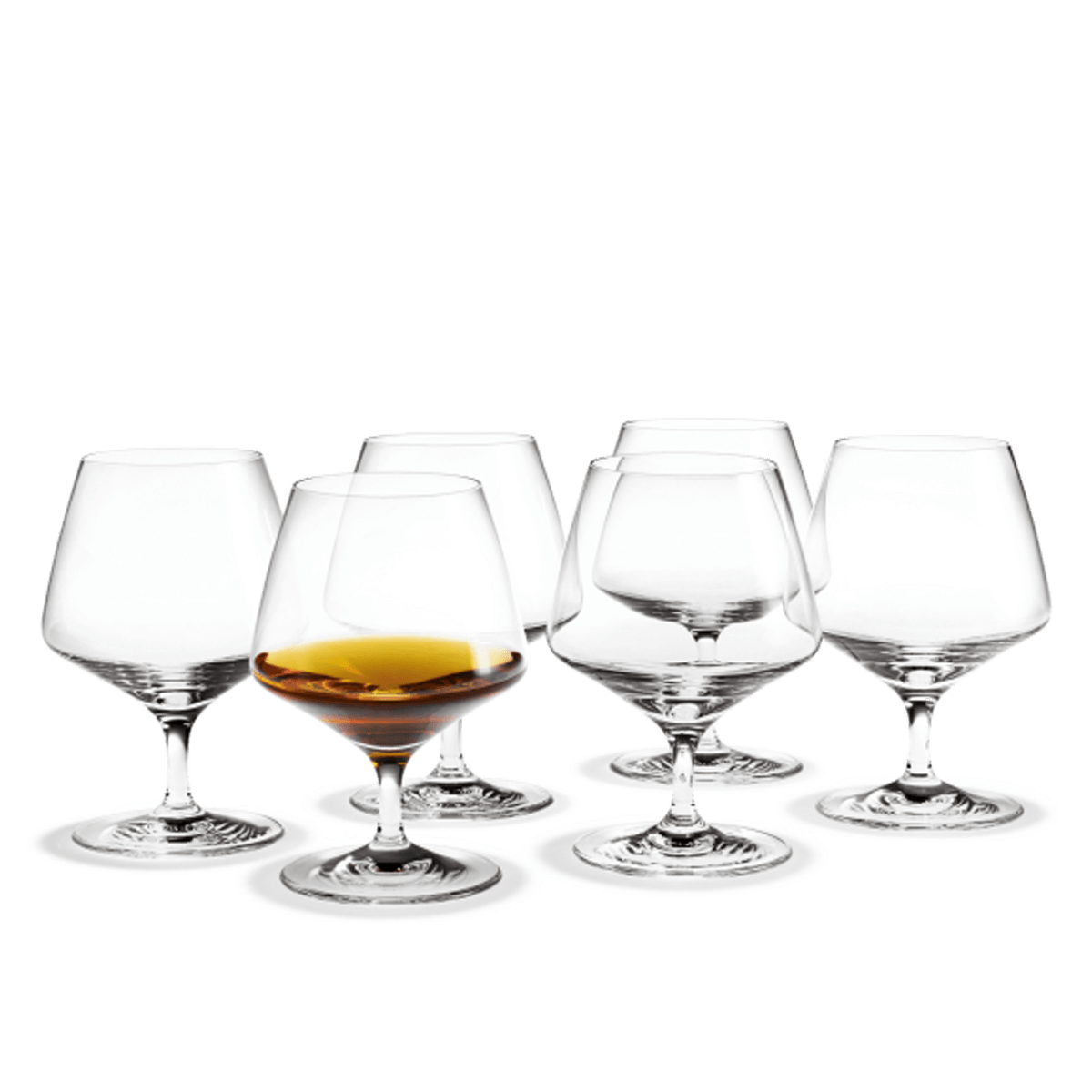 Perfection Brandy Glass, 6 Pcs.