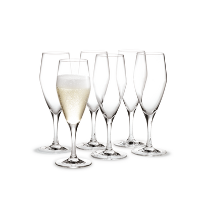 Holmegaard-Perfection-Champagne-Glass-6Pcs.