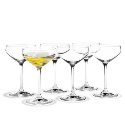 Holmegaard-Perfection-Martini-Glass-6Pcs.