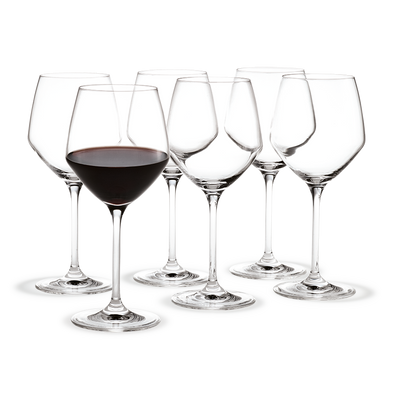 Holmegaard-Perfection-Red-Wine-Glass-6Pcs.