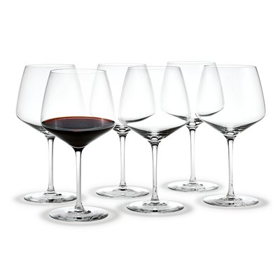 Holmegaard-Perfection-Sommelier-Glass-6Pcs.