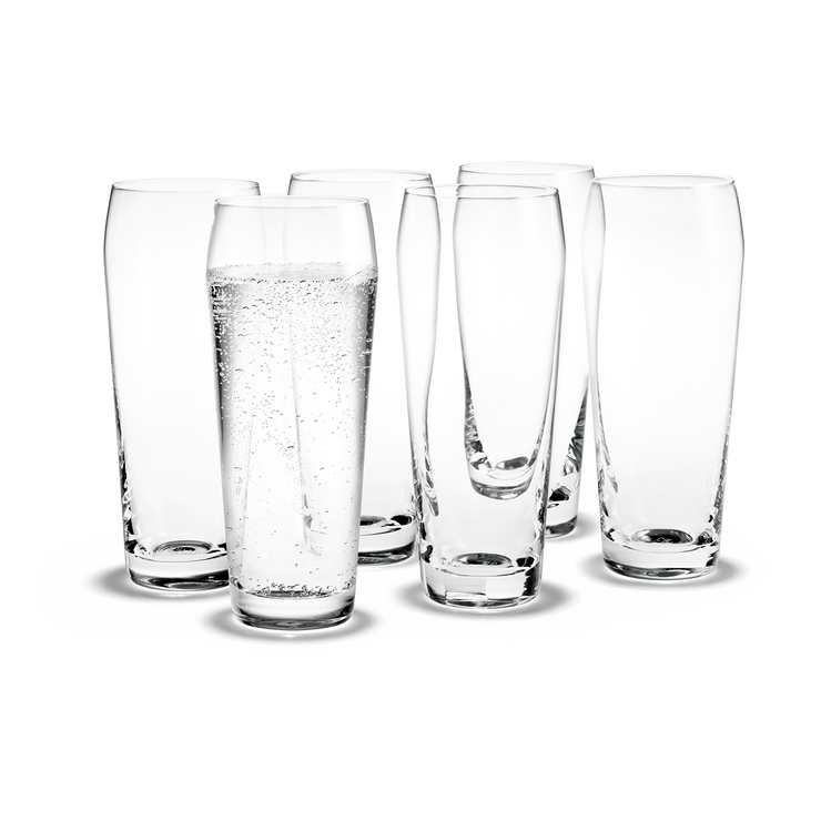 Holmegaard-Perfection-Water-Glass-6Pcs.