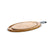 Oval Cutting Board with Strap