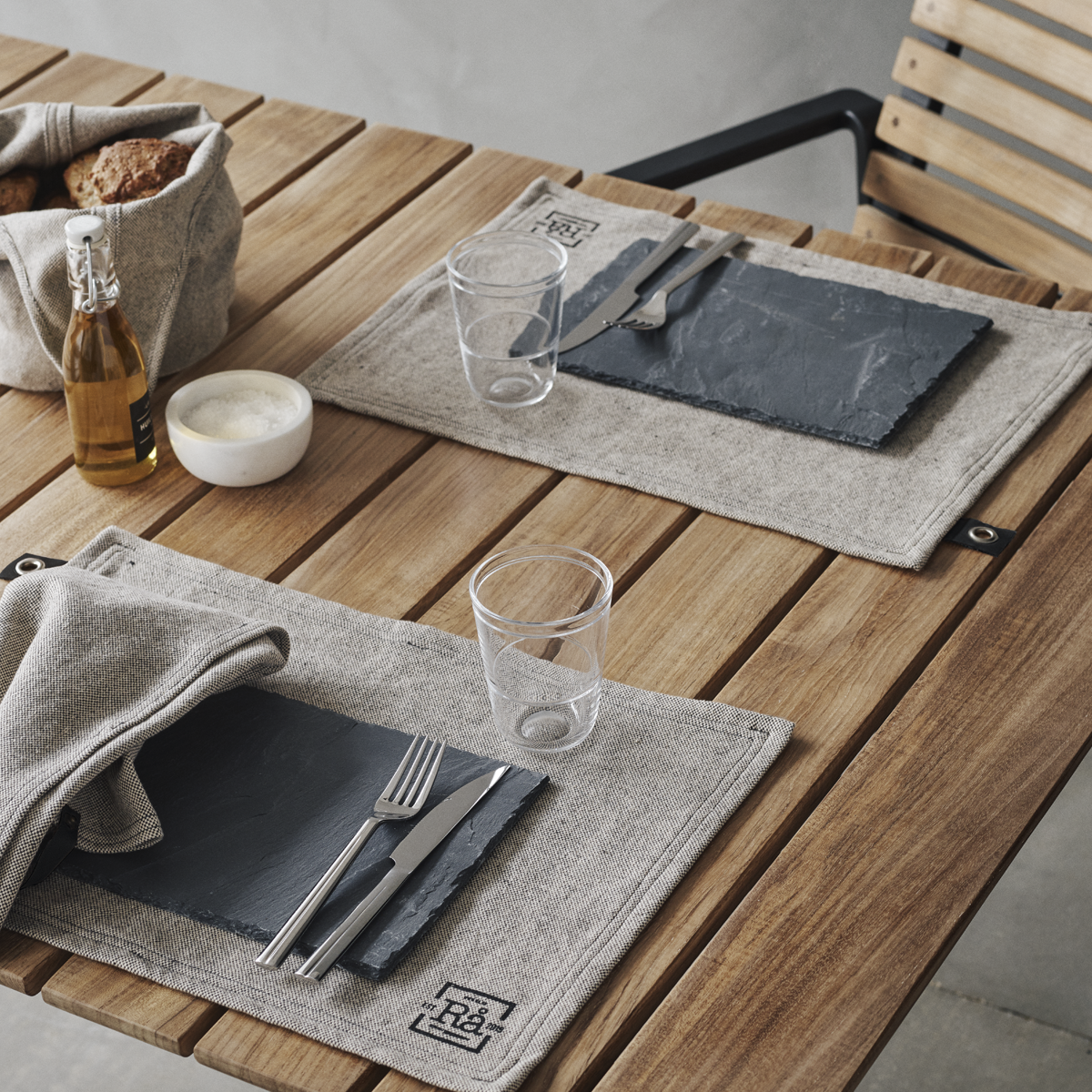 RAW Placemat, 2 Pcs.
