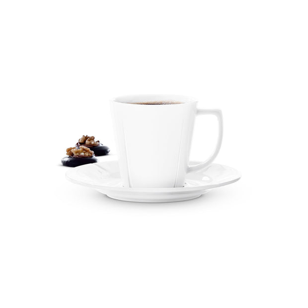 Grand Cru Coffee Cup w/Saucer