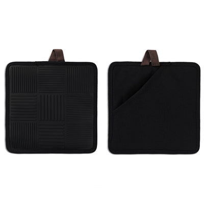 Rosendahl Nana Ditzel Pot holders, Black