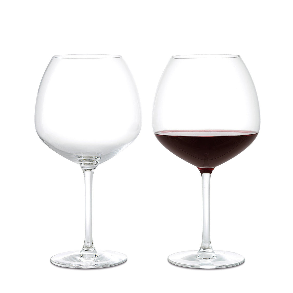 Premium Red Wine Glass, 2 Pcs.