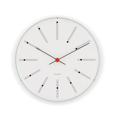 Arne-Jacobsen-Bankers-Wall-Clock-6.3""