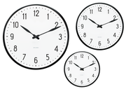 Station Wall Clock, 6.3""