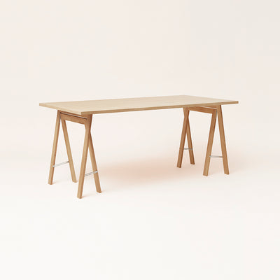 Form & Refine Linear Tabletop 165x88, White Oak