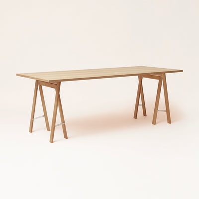 Form & Refine Linear Tabletop 205x88, White Oak
