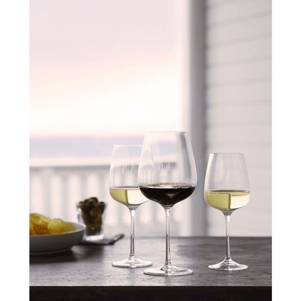 Holmegaard Bouquet Red Wine Glass, 6 Pcs.