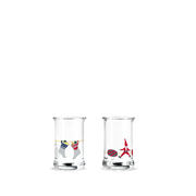 Holmegaard Christmas Dram Glass 2020 Multi, 2 pcs.