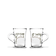 Christmas 2019 Hot Drink Glass, 2 Pcs.