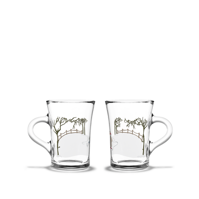 Holmegaard-Christmas-2019-Hot-Drink-Glass-2Pcs.