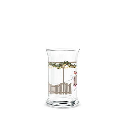 Christmas 2019 Water Glass