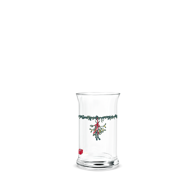 Holmegaard Christmas Water Glass 2020 Multi