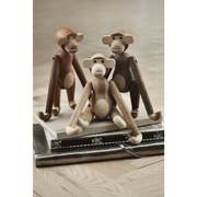 Kay Bojesen Monkey, Oak & Maple (1951)