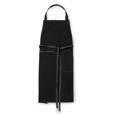 Juna RAW Apron, Black