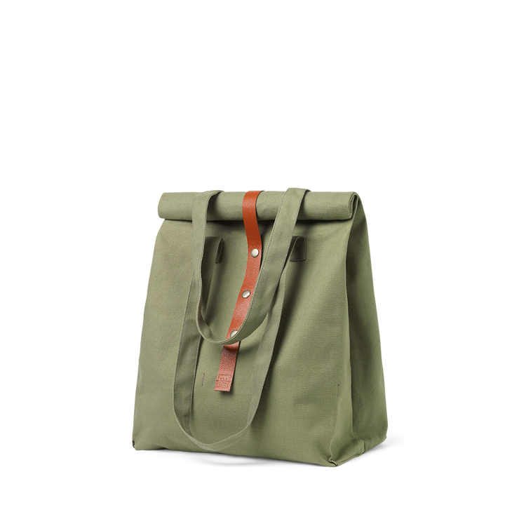 Juna RAW Picnic Bag, Dusty Green