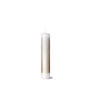 Rhombe Advent Candle, 9.8""