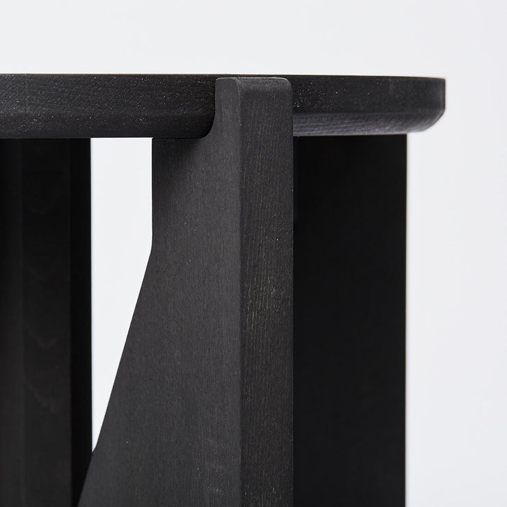 kristina dam studio danish design stool black