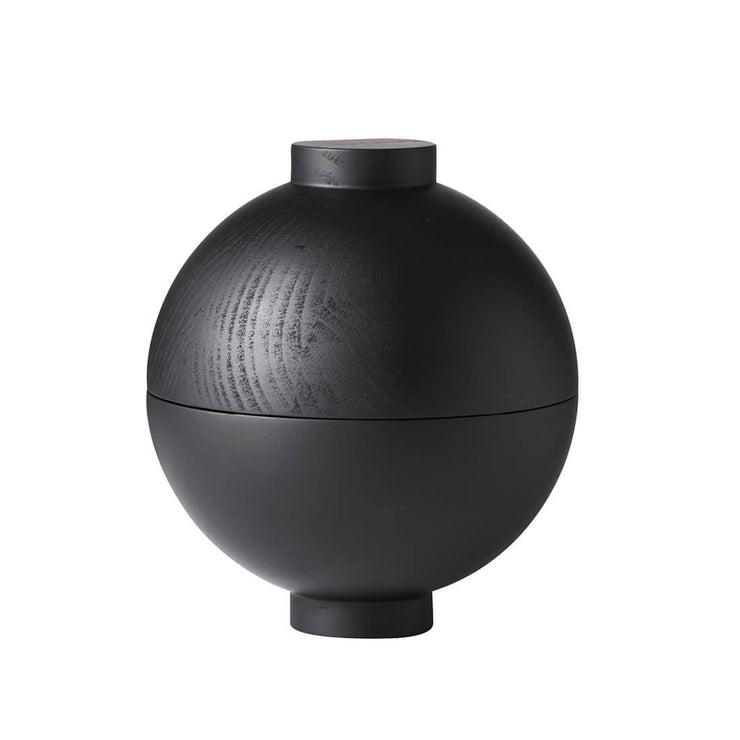 storage for bits and bobs hay design xl wooden sphere black kristina dam studio