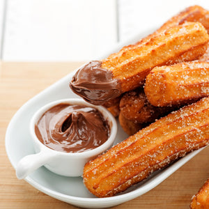 CHURROS AS A NEW WAY TO SURPRISE YOUR GUESTS