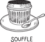 SOUFFLE DESSERTS FOR YOUR HAPPY CLIENTS