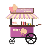 HOW TO MAKE CANDY FLOSS IN A COMMERCIAL COTTON CANDY MACHINE