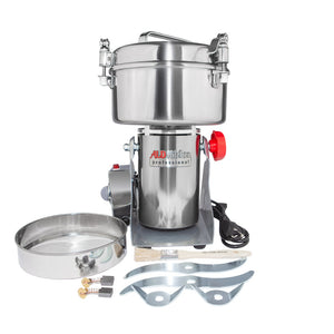 1500 gr / 110V, kitchen grinder