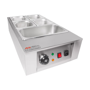 110V / 5 tanks, chocolate melting machine