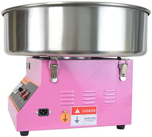 Pink, Cotton Candy Machine