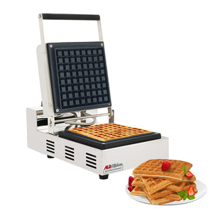 square waffle maker