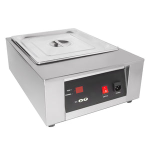 110V / 1tank, chocolate warmer machine