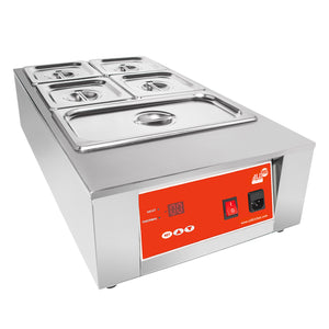 110V / 5 tanks, chocolate melter
