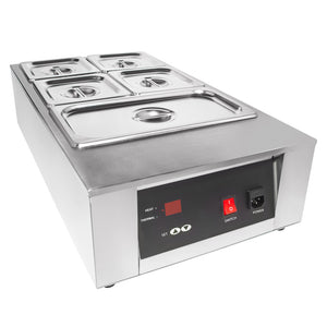 110V / 5tanks, candy melter