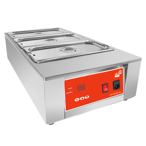 220V / 3 tanks, candy melter