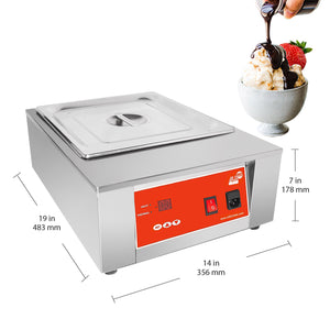 110V / 1 tank, portable food warmer