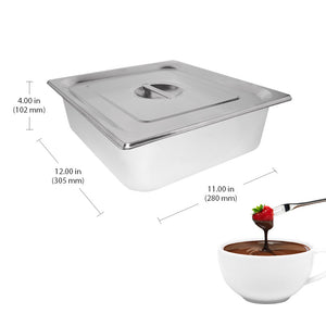110V / 1 tank, chocolate melting pot