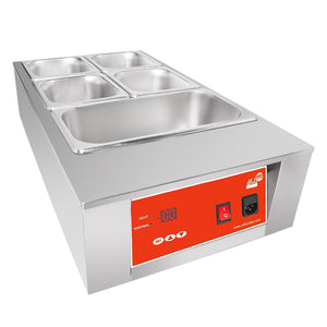 220V / 5 tanks, commercial chocolate melter