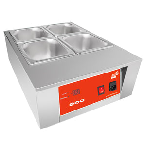 220V / 4 tanks, candy melter