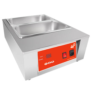 220V / 2 tanks, chocolate melter