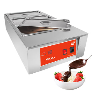 220V / 3 tanks, chocolate melter