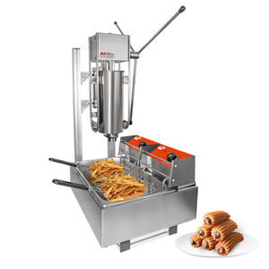 churro maker / 220V / With Fryer